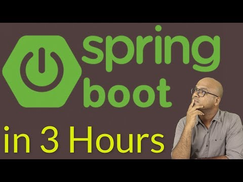 Spring Boot Tutorials Full Course