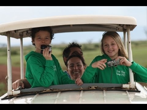A family safari holiday - What will it be like?
