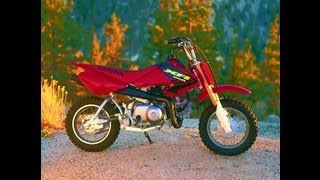 6. Clymer Manuals Honda XR50R CRF50F XR70R CRF70F Honda XR Manual CRF Manual Motorcycle Video