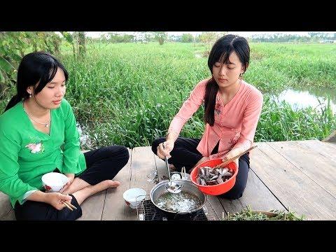 Ăn Cá Linh Nhúng Giấm cuối mùa nước nổi có ngon không  | Thôn Nữ Miền Tây - Thời lượng: 27:42.