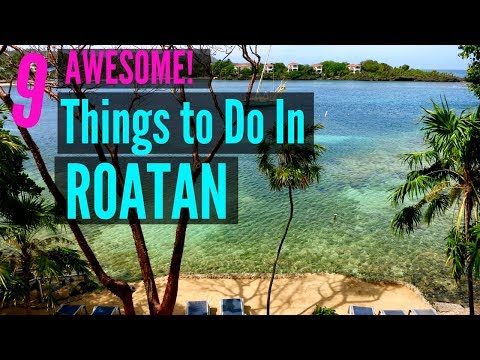 9 Awesome Things To Do In Roatan Honduras