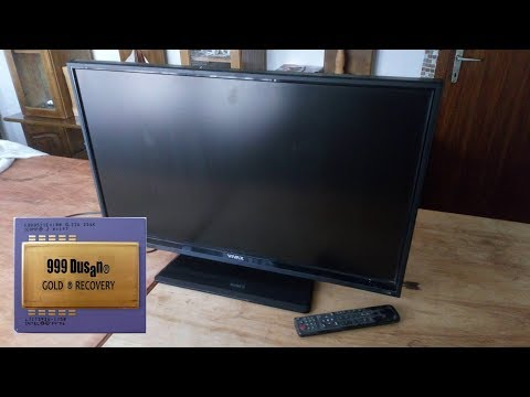 Scrap LED TV For Gold Recovery.