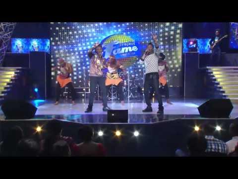 Omolayo And WizKid Perform Omo Jaiye Jaiye | MTN Project Fame 6 Reality Show