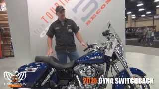 4. New 2015 Harley Davidson Dyna Switchback Motorcycle for Sale