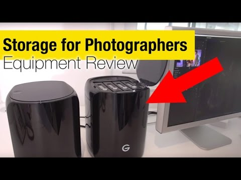The best drives for video editing? G Speed Studio review by Karl Taylor