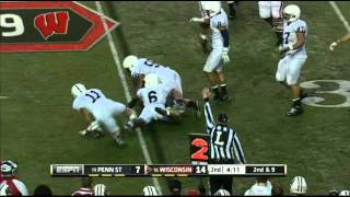 Montee Ball vs Penn State (2011)