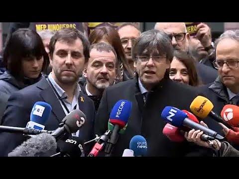Οι 2 Καταλανοί εκλεγμένοι στην Ευρωβουλή, ο τρίτος στη φυλακή …