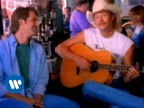 Jeff Foxworthy with Alan Jackson – Redneck Games (Video)