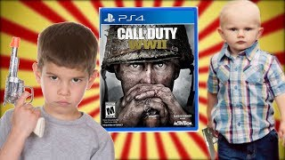 Video Call of Duty Fanboys Try to Defend COD WWII MP3, 3GP, MP4, WEBM, AVI, FLV Desember 2018