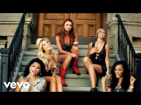 0 The Saturdays Higher video   now with added Flo Rida!