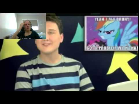 Hthom32 Reacts: Teen Reacts: My Little Pony: Friendship Is Magic