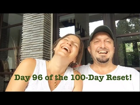 Day 96 of the 100-Day Reset: Here's to the crazy ones... | The Power of Starting Something Stupid
