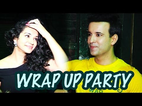 Dilli Wali Thakur Gurls wrap up party