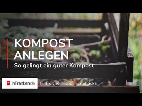 Videoanleitung: Wie mache ich Kompost richtig?