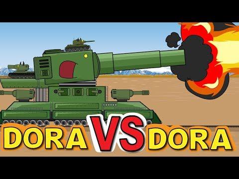 "Tank cartoon ""Equal Power"""