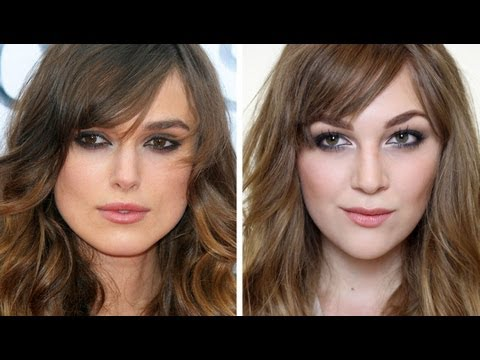 TAG: Make Up Your Look-Alike - Keira Knightley | I Covet Thee