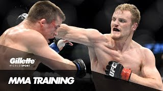 Nonton MMA Training with Gunnar Nelson | Gillette World Sport Film Subtitle Indonesia Streaming Movie Download