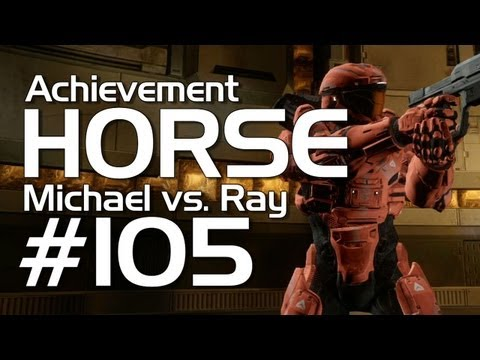 #105 - Ray and Michael face off in another exciting round of Halo 4 PIG!