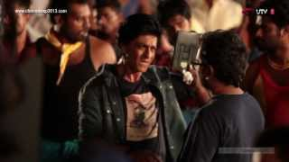 Shah Rukh Khan Teaches How to be a Superstar - Chennai Express