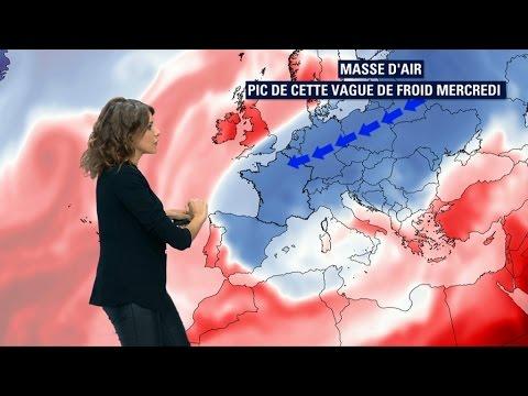 Mais pourquoi la journée de mercredi sera-t-elle glaciale en France?