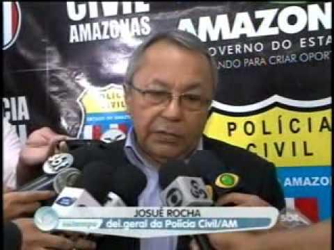 Operação da Polícia Civil termina com várias prisões em Manaus
