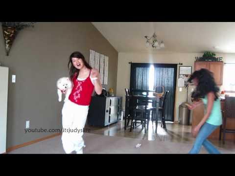 """""""Victoria Secret Dance"""" uncut footage"""