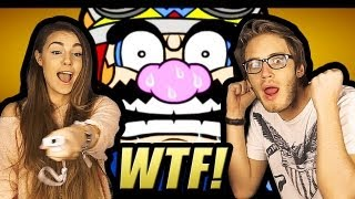 MOST RANDOM GAME EVER! - Wario Smooth Moves
