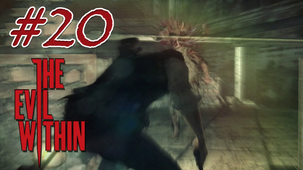 [Let's Play] The Evil Within – 20 – Rotorenblatt