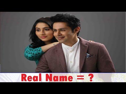 Woh Apna Sa - Character's Real Name ॥ Aditya, Jhanvi, Nisha, Kaku Saa etc