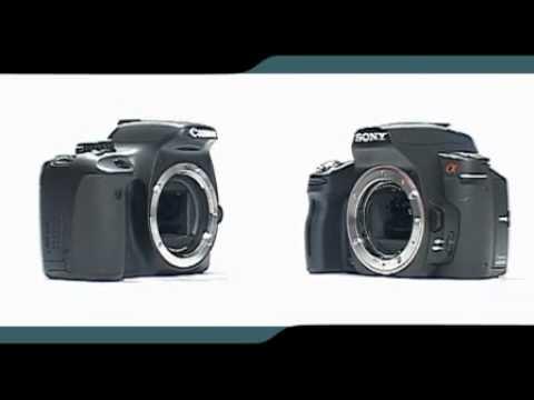 Appareils photo numériques reflex - Guide d'achat