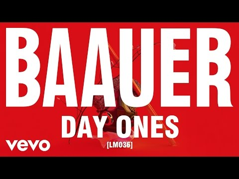 Day Ones (Song) by Baauer, Leikeli47,  and Novelist