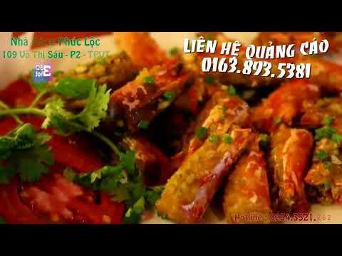 Clip hỗ trợ quảng cáo nhà hàng Phúc Lộc Vũng Tàu - Team 360hot 😘