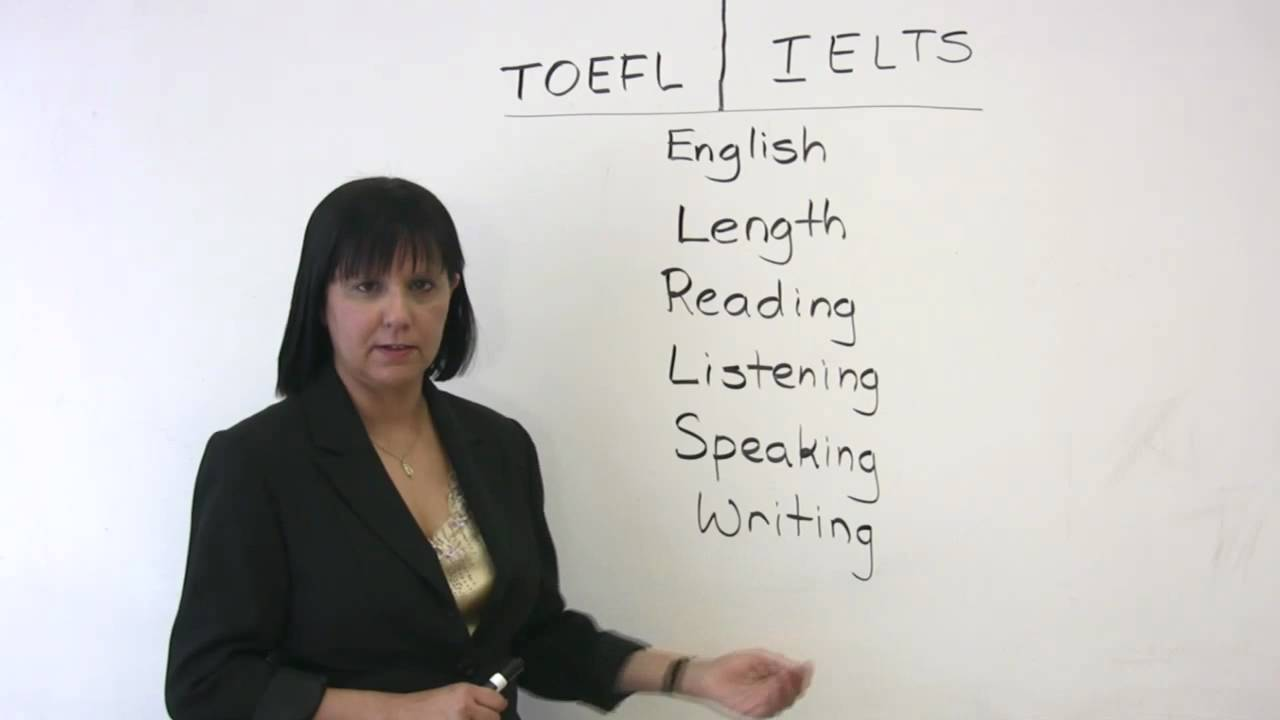toefl or ielts which exam should you take engvid. Black Bedroom Furniture Sets. Home Design Ideas