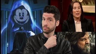 Video Fans Vs Disney Star Wars: The Current State Of Things MP3, 3GP, MP4, WEBM, AVI, FLV Agustus 2018