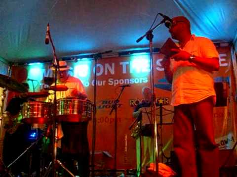 Louie Romero y Mazacote - Mazacote Jam