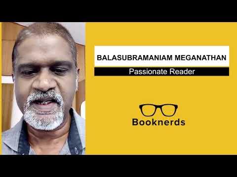 Testimonial Balasubramaniam Passionate Reader