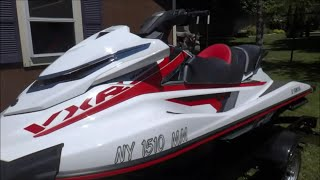 3. 2016 Yamaha Vxr quick walkaround