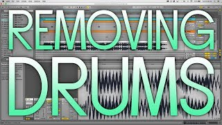 Download Lagu How to Remove Drums from a Song/Sample in Ableton Mp3