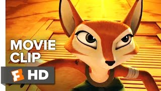 Spark: A Space Tail Movie Clip - Girl Fight (2017) | Movieclips Coming Soon