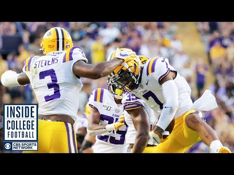 Video: #6 LSU vs. #9 Texas Preview | Inside College Football