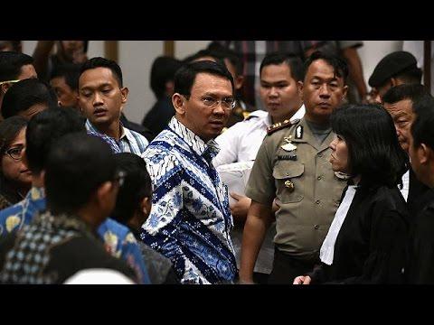 Δύο χρόνια φυλάκιση για τον χριστιανό κυβερνήτη της Τζακάρτα