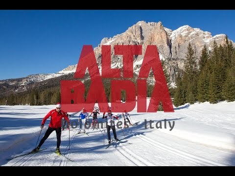 Cross-country-skiing - Alta Badia