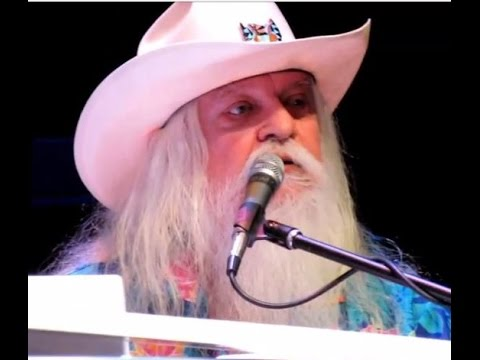 Tekst piosenki Leon Russell - That Lucky Old Sun (Just Rolls Around Heaven All Day) po polsku