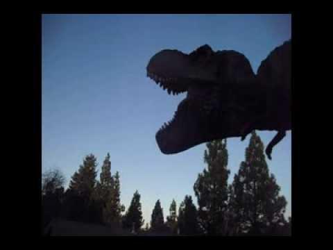 T-Rex vs Carnotaurus