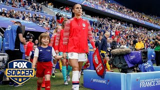 USWNT MVPs of group stage and biggest question marks heading into Round of 16   FOX Soccer Tonight� by FOX Soccer