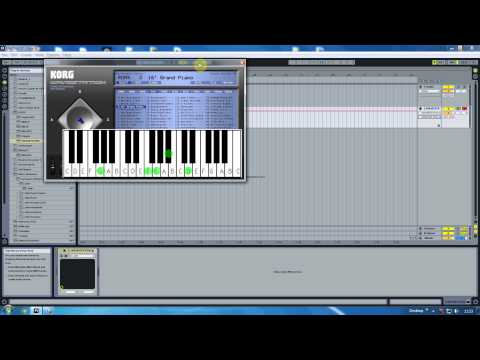 How to play Soulful Funky Deep House Piano Chords Music Production Tips 2014 (видео)