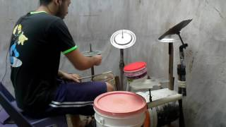 Video Linkin park - Numb Drum Cover By Pedro MP3, 3GP, MP4, WEBM, AVI, FLV Januari 2018