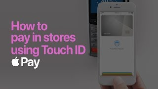 Video Apple Pay — How to pay with Touch ID on iPhone — Apple MP3, 3GP, MP4, WEBM, AVI, FLV September 2017