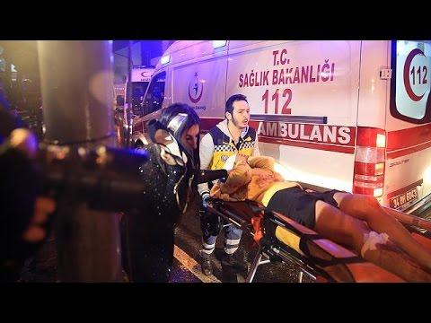 Τρόμος στην Κωνσταντινούπολη: Τουλάχιστον 35 νεκροί από επίθεση σε κλαμπ