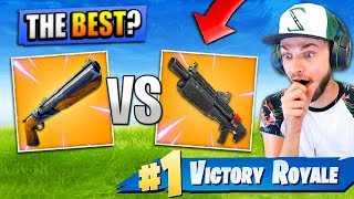 Video Which LEGENDARY shotgun is the *BEST* in Fortnite: Battle Royale? MP3, 3GP, MP4, WEBM, AVI, FLV Agustus 2018